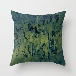 Abstract XXX Throw Pillow