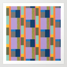 Bauhaus Revisited Art Print
