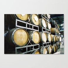 8Wired Brewing Co., Auckland, NZ Canvas Print