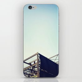 Industrial Pyramids iPhone Skin