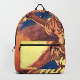 The Fighting Filipinos Backpack