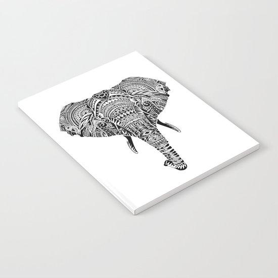 Polynesian Elephant Notebook