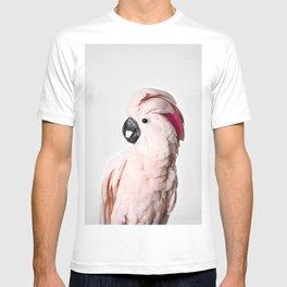 Pink Cockatoo T-shirt
