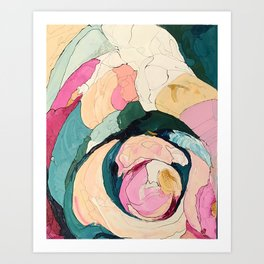 Cause for Submerging Art Print