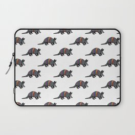Rainbow Armadillo Laptop Sleeve