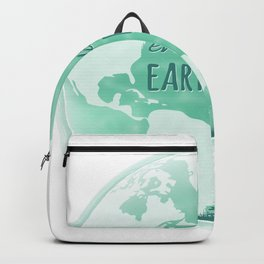Every Day Is Earth Day - 04 Backpack