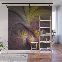 Unity, Abstract Colorful Fractal Art Wall Mural