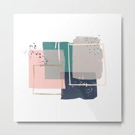 colour study 1 Metal Print