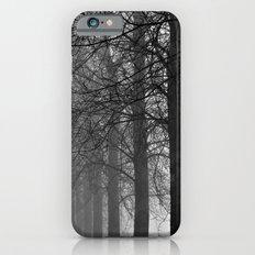 Mist Trees Slim Case iPhone 6s