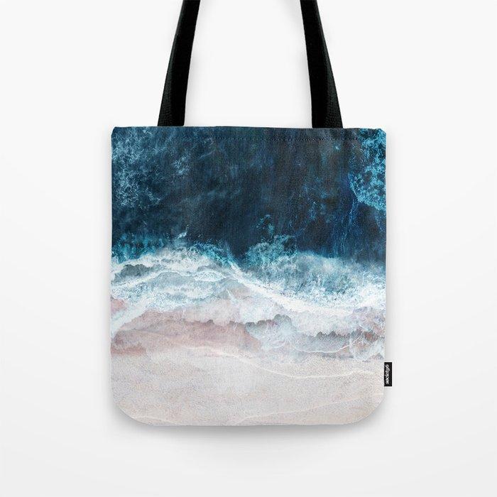 Blue Sea II Tote Bag