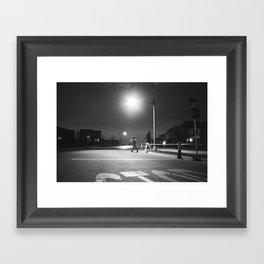 Shadowland Framed Art Print