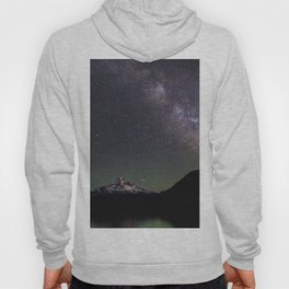 Summer Stars at Lost Lake - Nature Photography Hoody