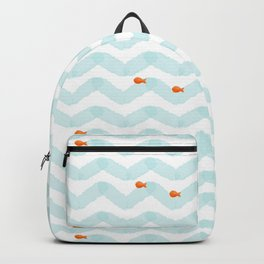 Golf Fish Backpack