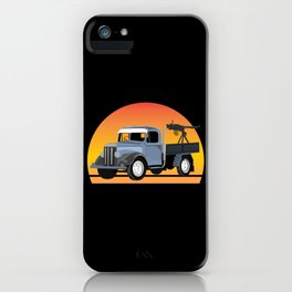 K1 Technical iPhone Case
