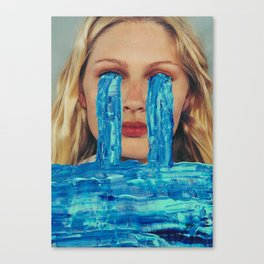 Pleasing the aesthetic senses Canvas Print