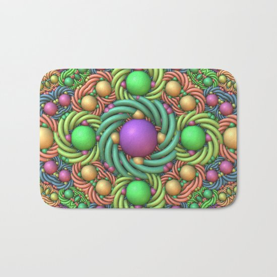 Just in Time For Easter Bath Mat