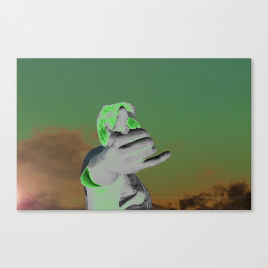 Lifestyle Canvas Print