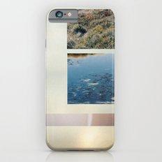 Train ride iPhone 6s Slim Case