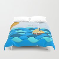 adventure Duvet Covers featuring Adventure by Find a Gift Now