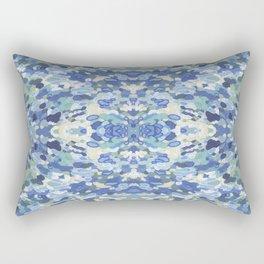 Coastal Mandala Rectangular Pillow
