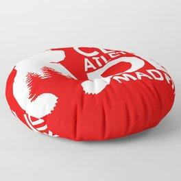 Slogan: A. Madrid Floor Pillow