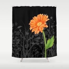 Gerbera Daisy #4 Shower Curtain