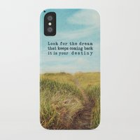 destiny iPhone & iPod Cases featuring destiny by Sylvia Cook Photography