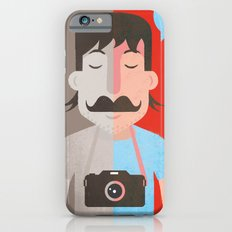 Moustachu Slim Case iPhone 6s