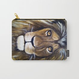 Portrait Of The King Carry-All Pouch