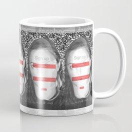 SOCIAL NETWORK Coffee Mug