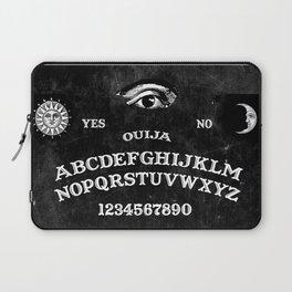 Black Ouija Laptop Sleeve