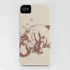 Hippo-Thesis iPhone (4, 4s) Slim Case