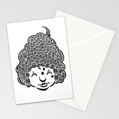 Smiling is good for you. Stationery Cards