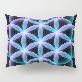 Flower of Life Pillow Sham