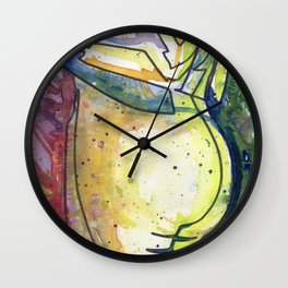 Nude Muse Wall Clock