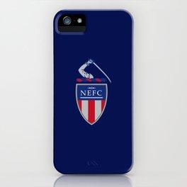 NEFC (English) iPhone Case