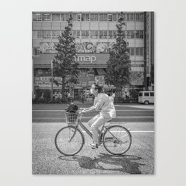 Tokyo - Japan Canvas Print