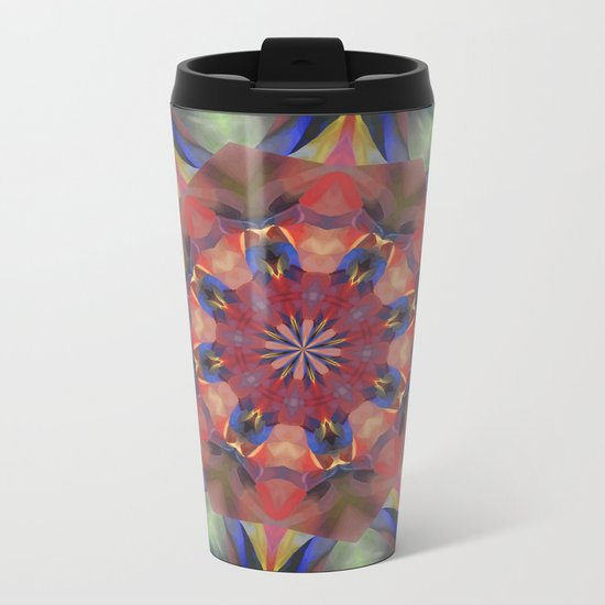 The Colour Of Your Dreams Metal Travel Mug