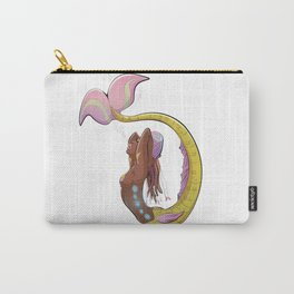 Mermaid Exhale Carry-All Pouch