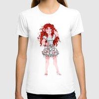 merida T-shirts featuring Merida  by Kiome-Yasha