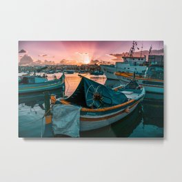 Malta #society6 #decor #buyart Metal Print