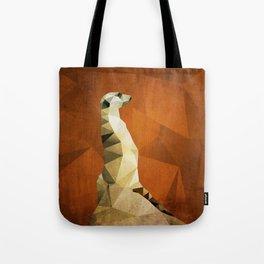 The Meerkat Tote Bag