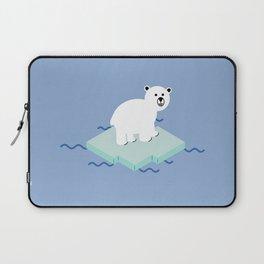Snow Buddy Laptop Sleeve