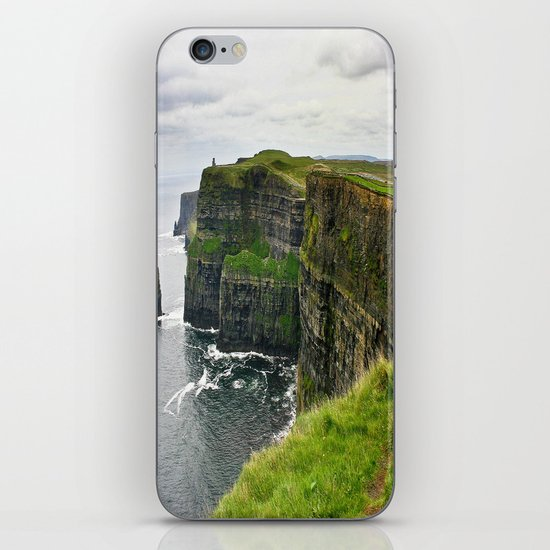 Cliffs of Moher iPhone & iPod Skin