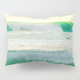 Turquoise Ocean Pillow Sham