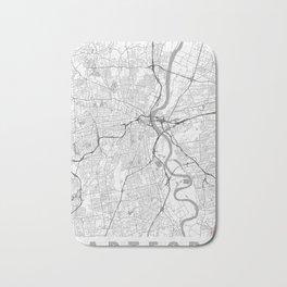 Hartford Map Line Bath Mat