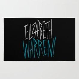 Elizabeth Warren! Rug