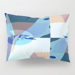 Abstract Fractal Art - Quistere- Cubism- Picasso Art Pillow Sham