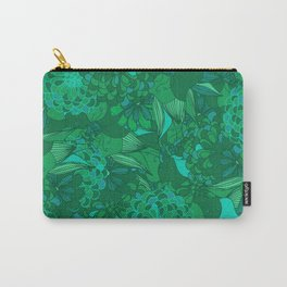 Giardino Emerald Carry-All Pouch