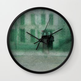 The Monster Series (1/8) Wall Clock
